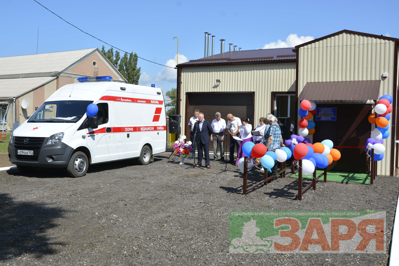 В Роговском — новая амбулатория