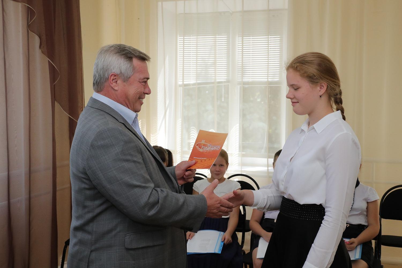 Василий Голубев: «По нацпроекту закупим музыкальные инструменты для 85 школ искусств»