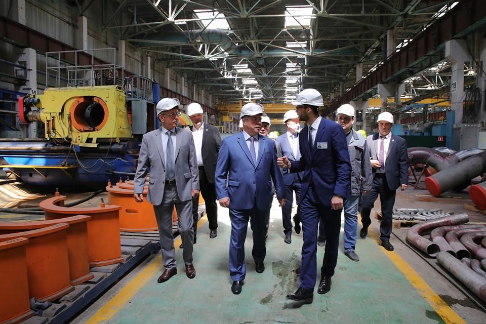 Василий Голубев: «Ростовская область прирастает экспортными производствами»