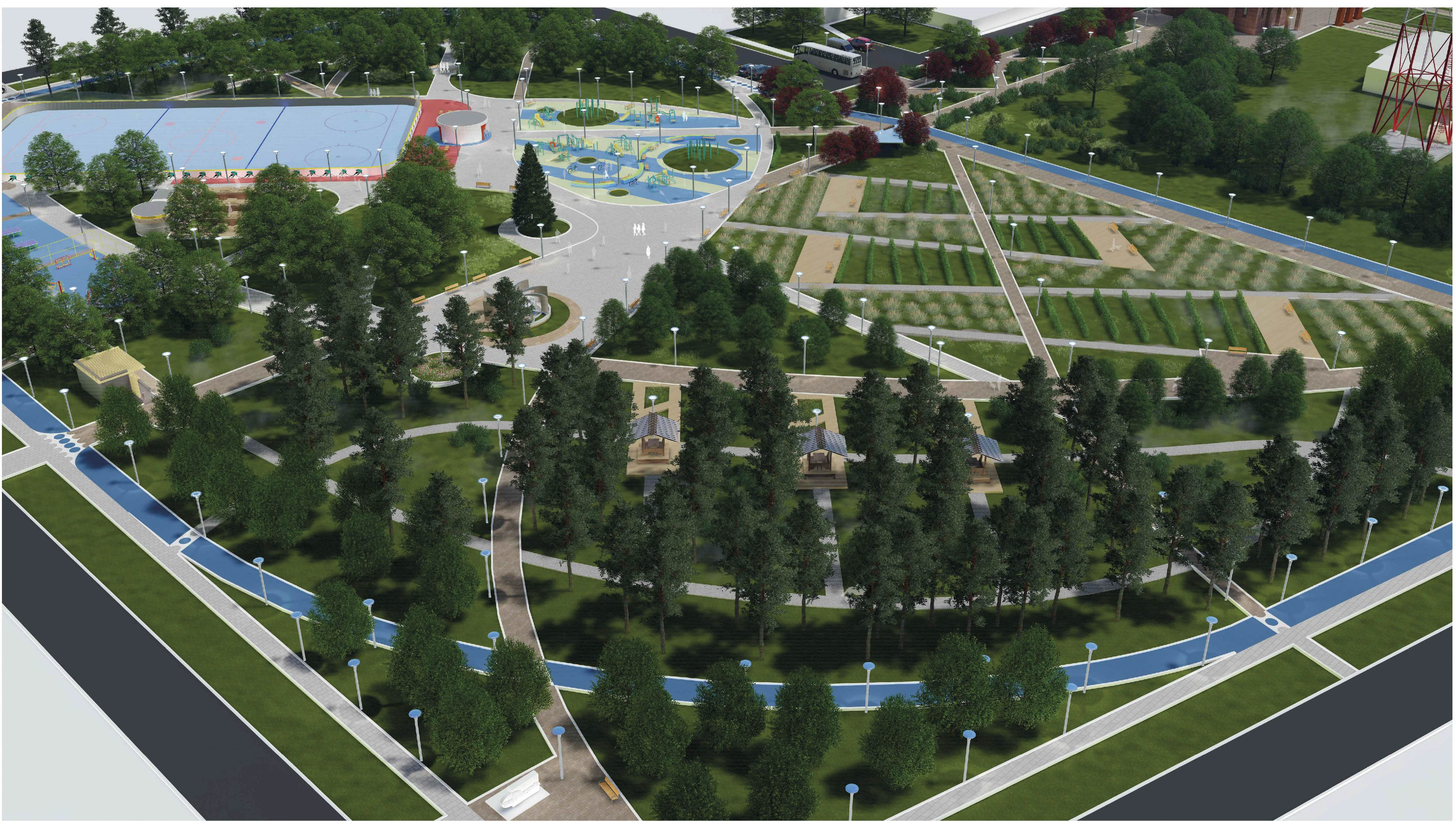 Парк с символом Армении строят в Егорлыкском районе