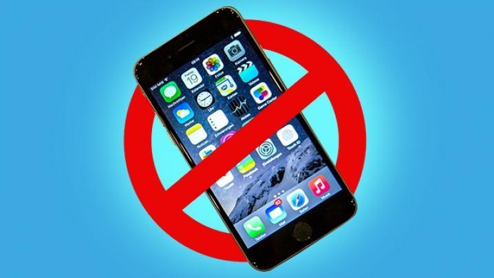 Егорлычане не против запрета мобильников в школах