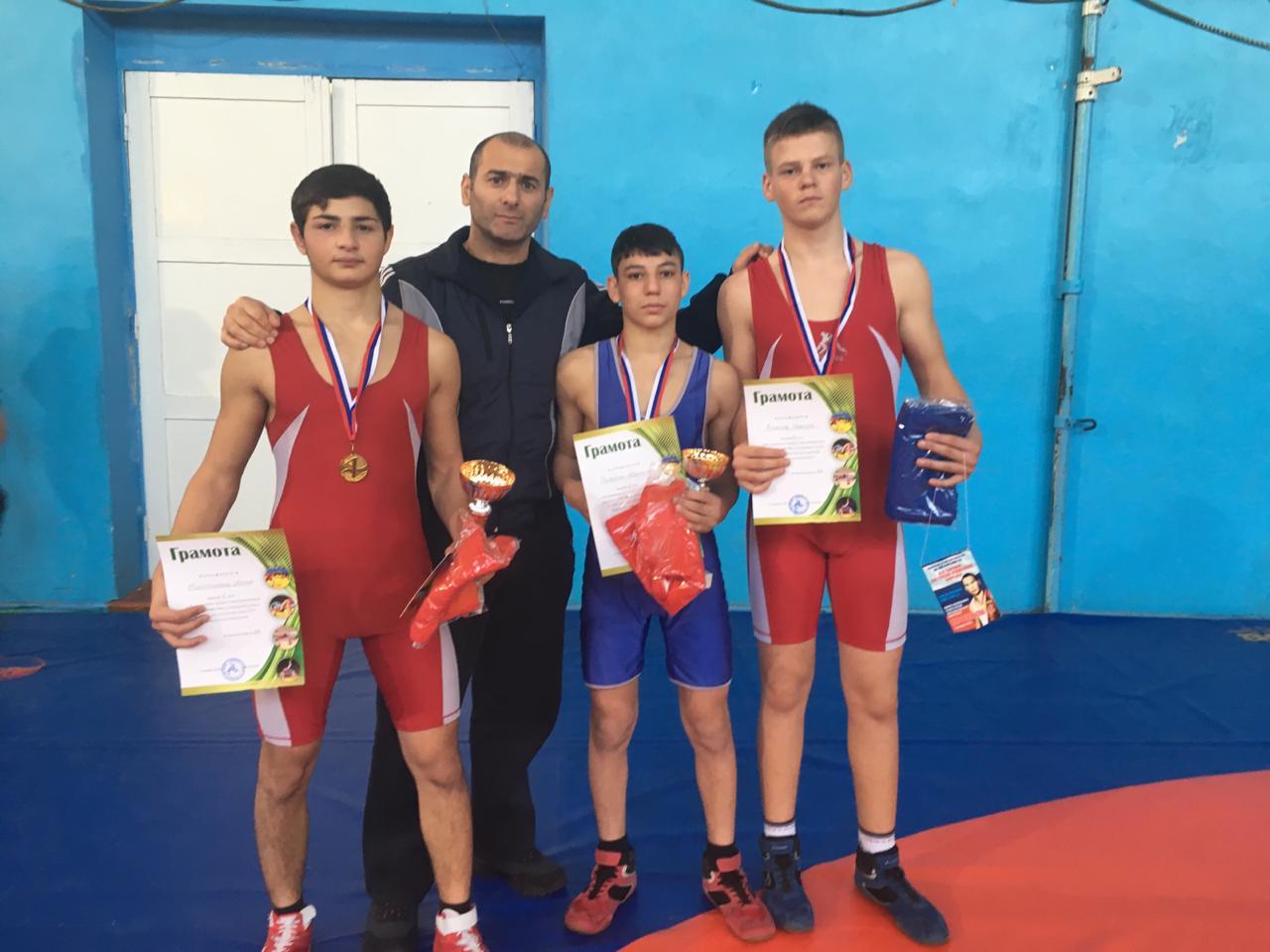Егорлычан обучает лучший тренер-преподаватель области
