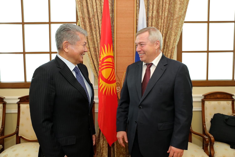 Ростовская область экспортировала в Киргизию товаров более чем на 16,6 млн. долларов. И это еще не предел