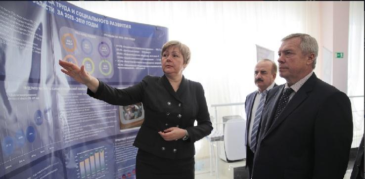 В социальной сфере Ростовской области имеется главное: финансирование всех обязательств плюс новые проекты