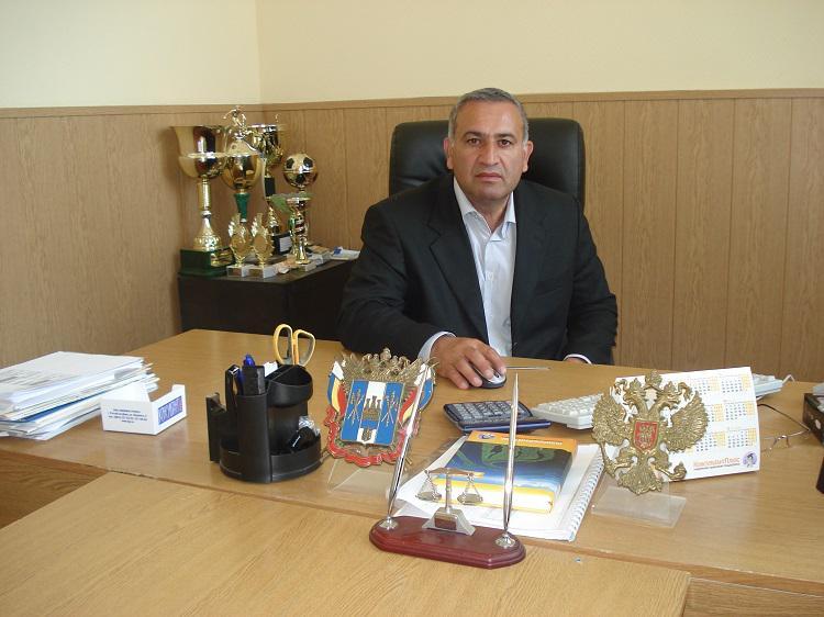О своей работе в 2019 году отчитался Глава администрации Шаумяновского с/п
