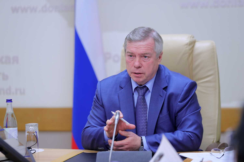 Новые ограничения по коронавирусу введены Губернатором Ростовской области В.Ю. Голубевым