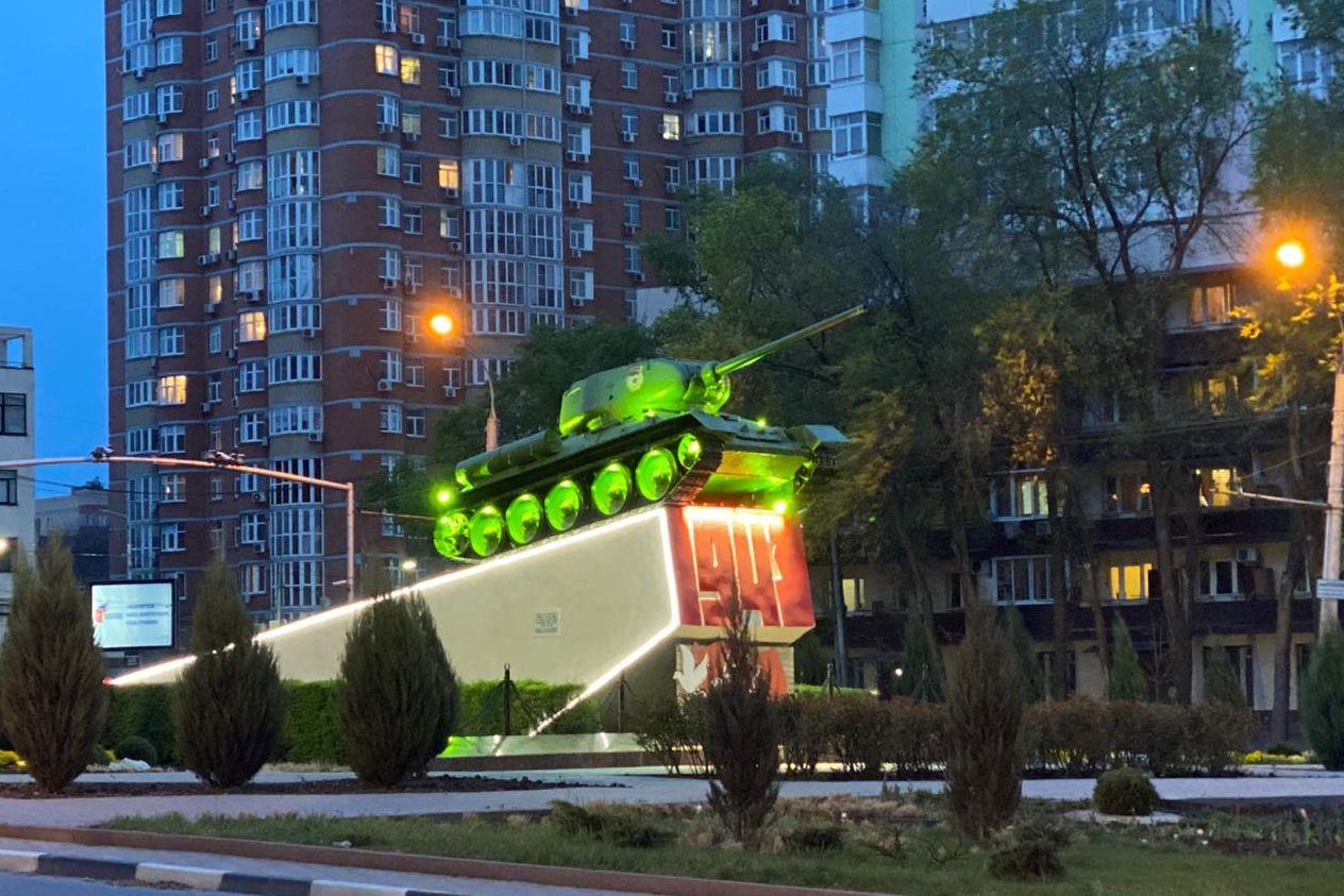 180 военно-мемориальных объектов будет отремонтировано в 2020 году в Ростовской области