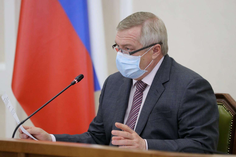 Василий Голубев инициировал еще одну меру поддержки детей из малоимущих семей