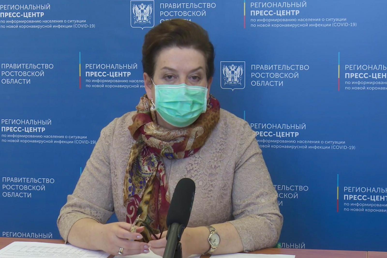 Почти 900 человек с коронавирусом выздоровели в Ростовской области