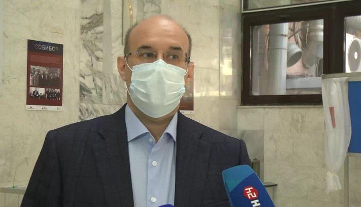 Глава донского избиркома: «Жду всех на избирательных участках»