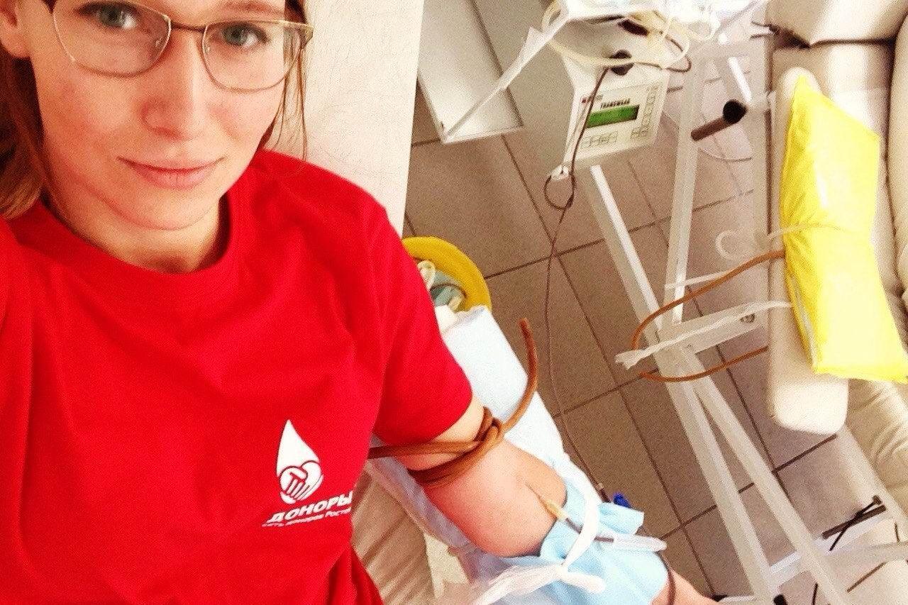 Почти 2500 доноров приняла региональная служба крови в мае