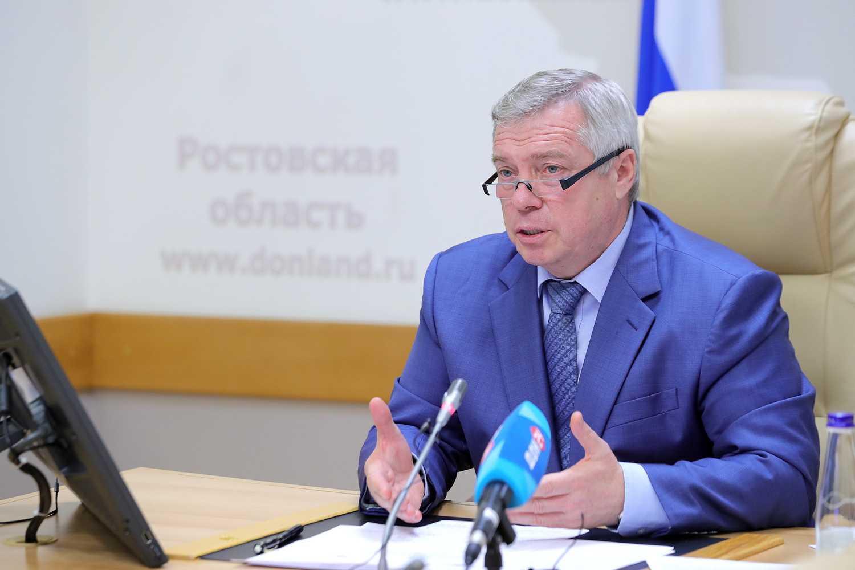 Василий Голубев: «Регион в целом готов к масштабному смягчению ограничений»