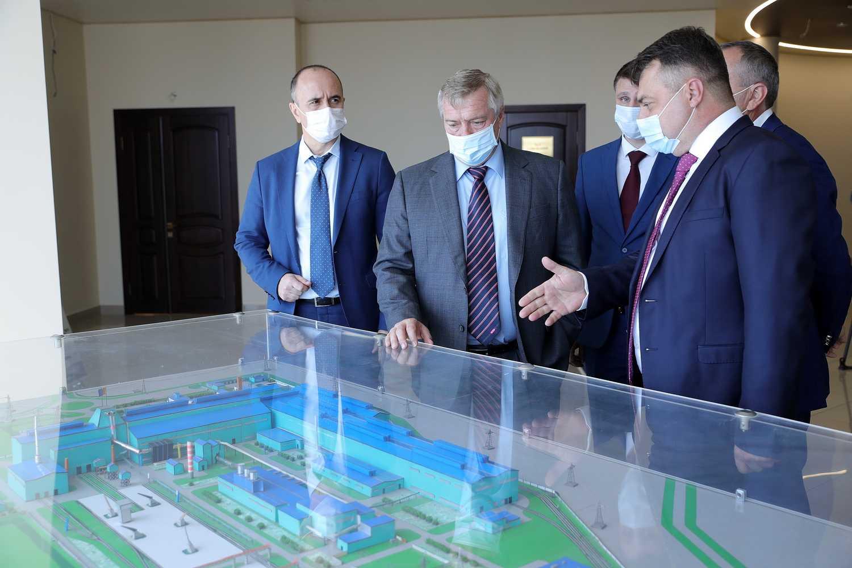 В 2019 году в экономику Дона привлечено почти 283 млрд. рублей инвестиций.