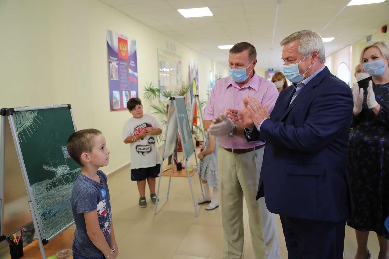 Губернатор: «В школьных лагерях надо обеспечить все условия для полноценного отдыха детей»