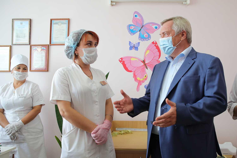 Василий Голубев: «Качественные социальные услуги и медпомощь должны быть гарантированы пожилым людям»