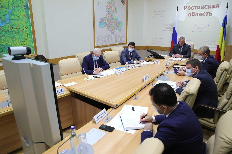 Строительство дорог в Ростовской области должно ускориться