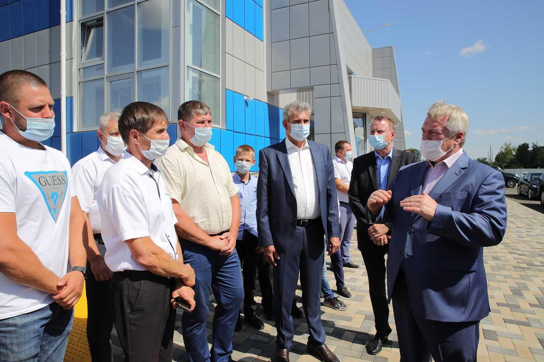 В Константиновске готов к открытию физкультурно-оздоровительный комплекс