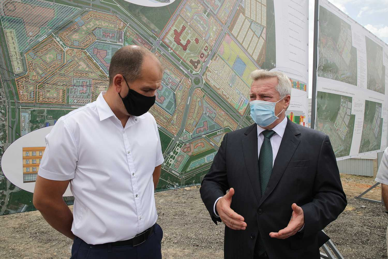 В Ростовской области будут построены 12 школ и 43 детских сада