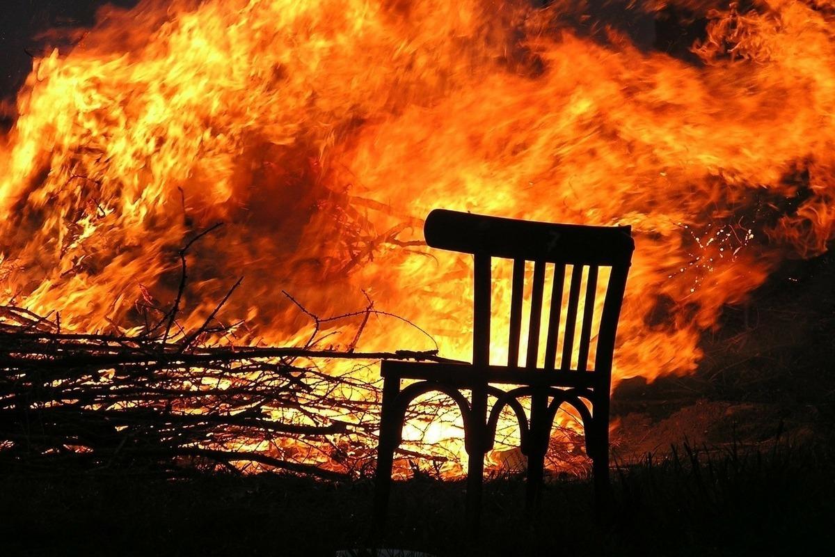 Четыре дня – пять пожаров