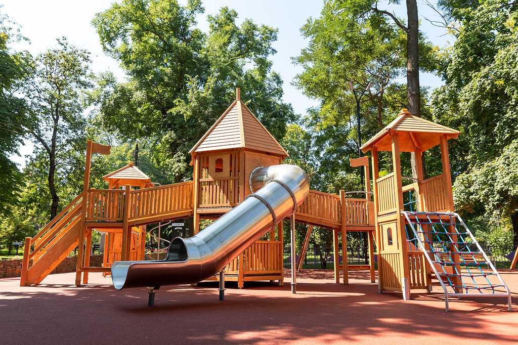 Сколько детских площадок в Ростовской области?