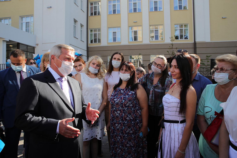 С 1 сентября в Ростовской области заработала «горячая линия» для родителей школьников