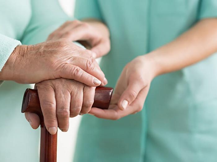 Особая помощь пожилым