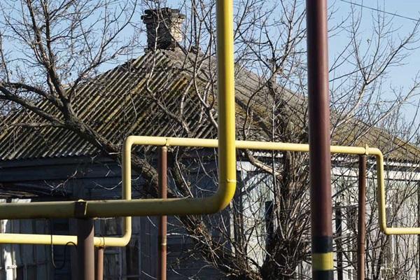 Голубое топливо придет в хутора Новая Деревня, Дудукалов, Терновский