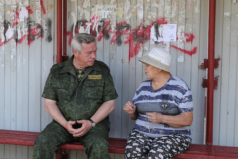 Глава администрации Каменска-Шахтинского после визита Губернатора подал в отставку