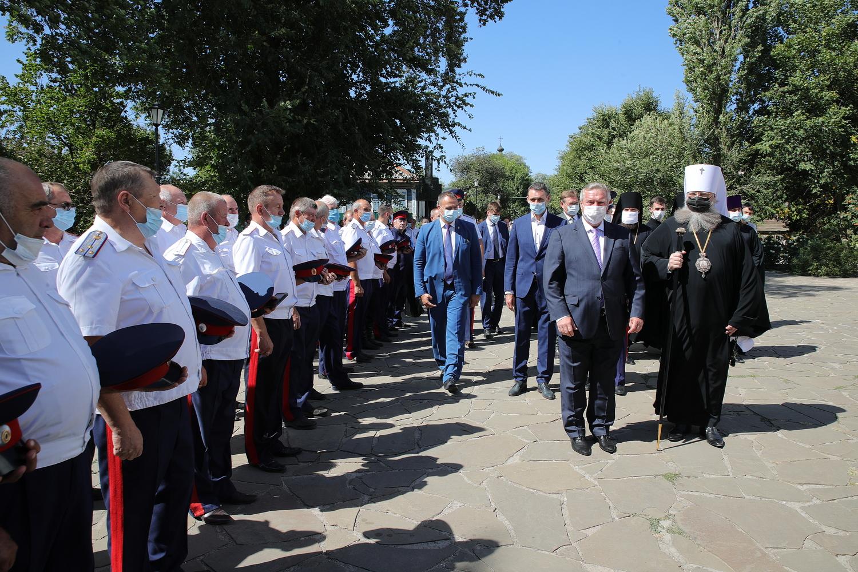 В ст. Старочеркасской впервые за 90 лет зазвонила колокольня