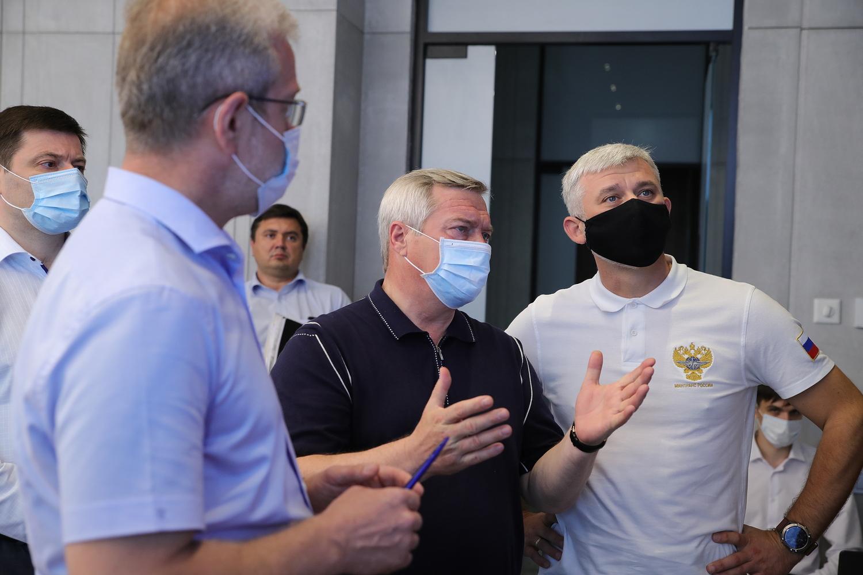 Ростовской транспортное кольцо проинспектировали