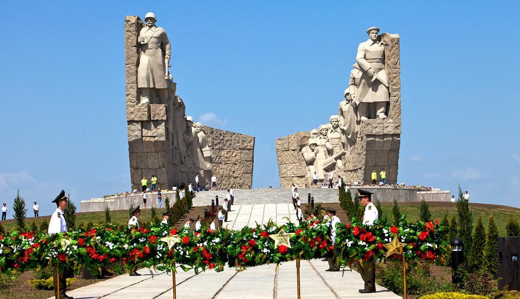 «Самбекские высоты» в Ростовской области: музей, который впечатляет. В материале — ссылка на видео-экскурсию