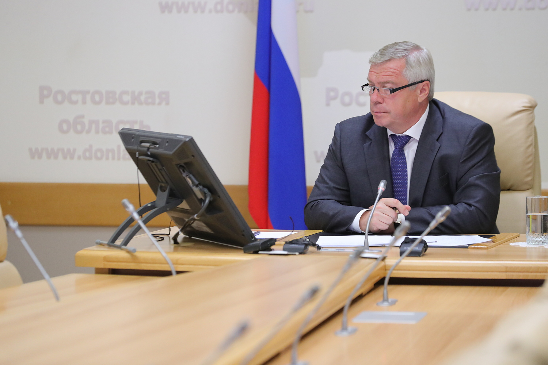 В.Ю. Голубев: «Все, что есть в городе, должно быть на селе»