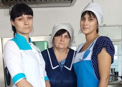 Как в Егорлыкском районе организовали бесплатное питание для начальных классов?