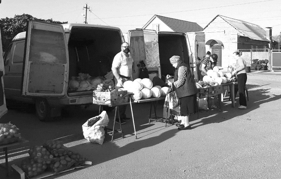 В Егорлыкском районе — ярмарки