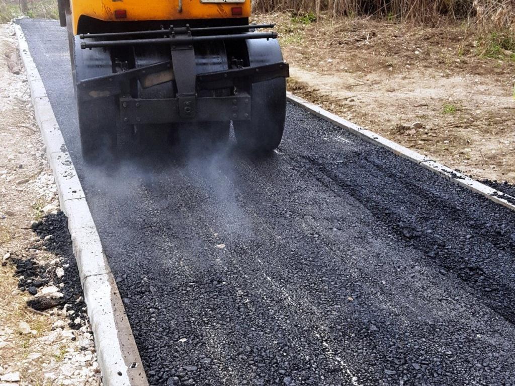 Более трех тысяч метров тротуара отремонтировано в Егорлыкском районе