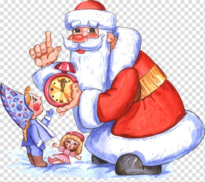 Помощники Деда Мороза — 2020
