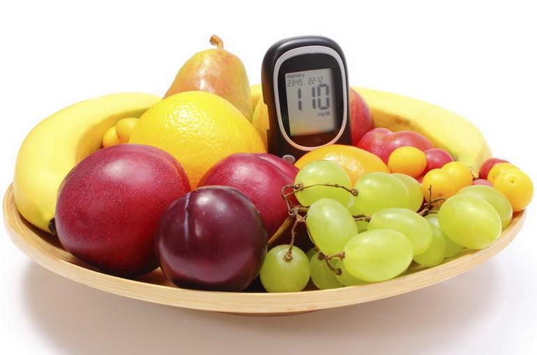 Опасные фрукты для диабетиков