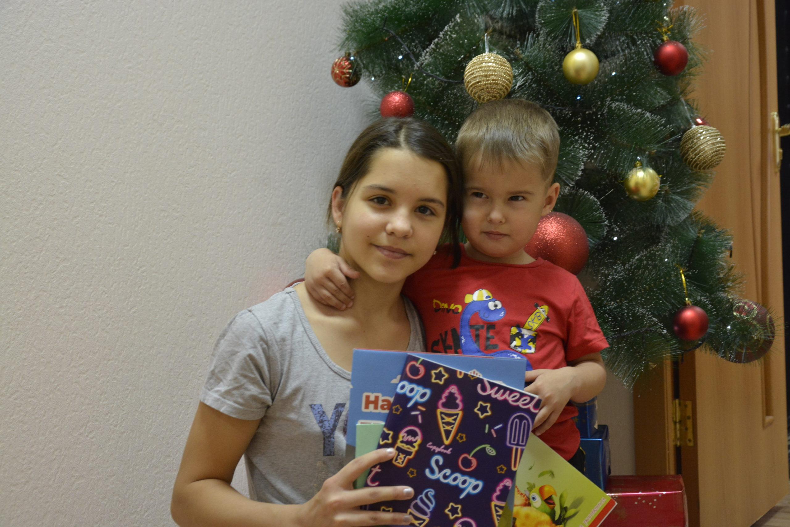 Юные «Помощники Деда Мороза» — 2020