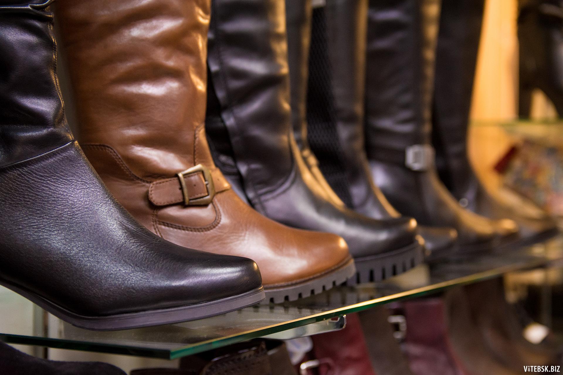 Рекомендации по выбору зимней обуви
