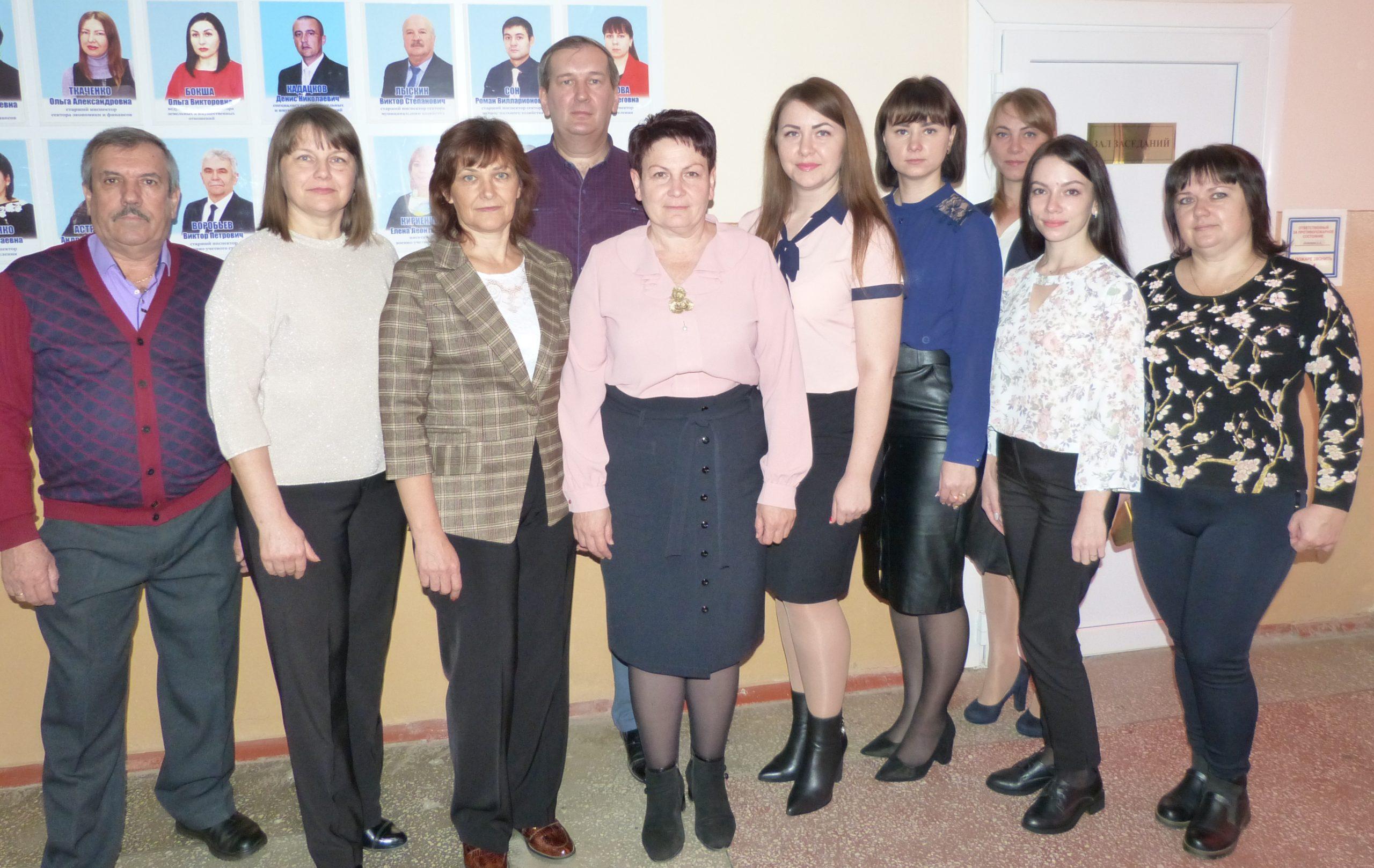 «Центр занятости населения Егорлыкского района» 13 ноября отмечает 29 лет
