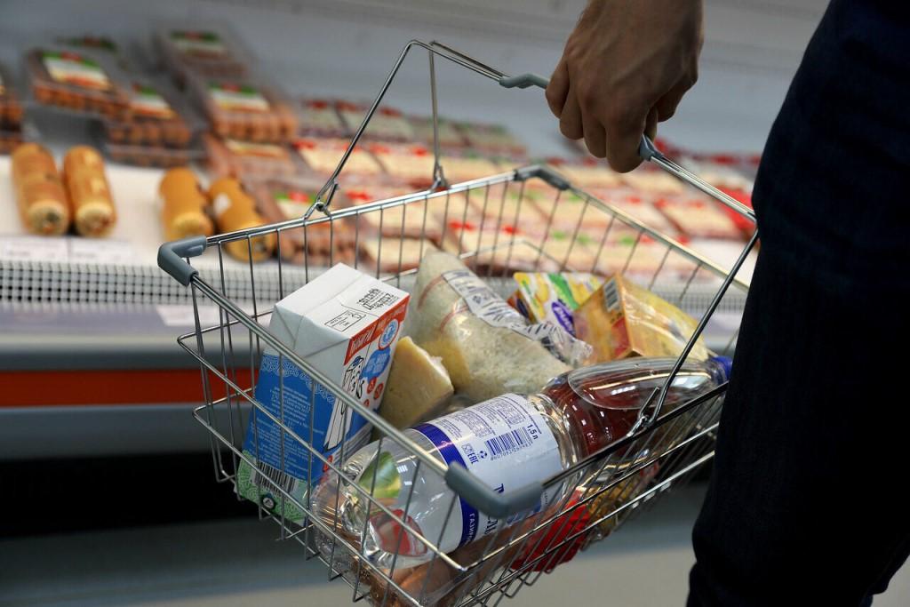Стоимость минимального набора продуктов на Дону вырос на 6%