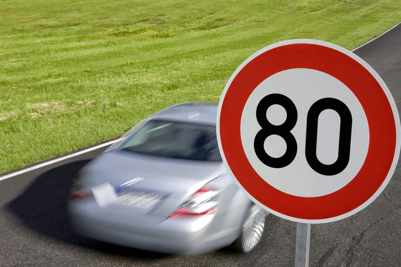 В Госдуме предложили штрафовать водителей за превышение скорости даже на 1 км/ч