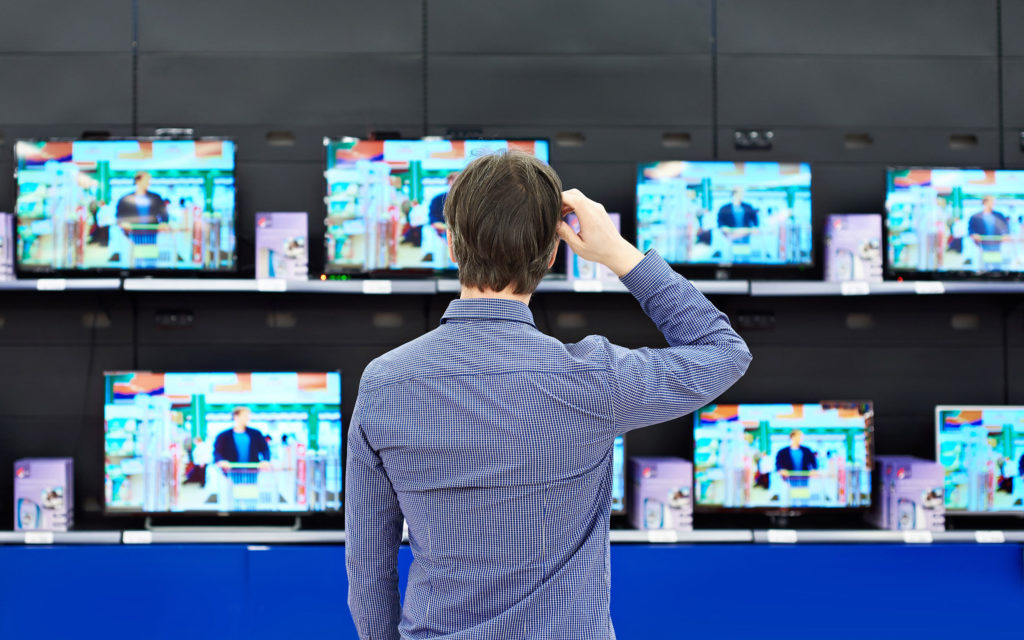 Россиянам посоветовали не переплачивать за разрешение 8K в телевизорах
