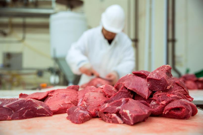 На Дону производство мяса снизилось