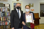 В Егорлыкской вручили награды за социальную активность