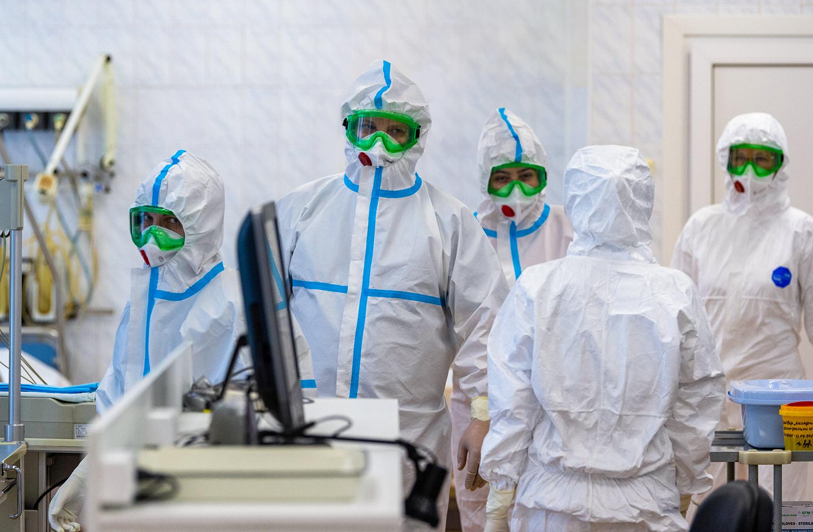 Студенты-медики Ростовской области получат выплаты за работу в пандемию