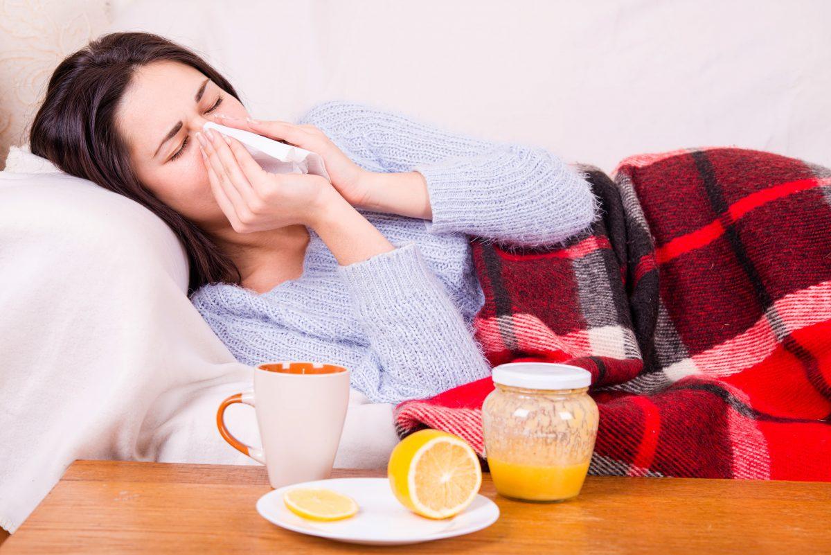 Три способа быстро избавиться от простуды