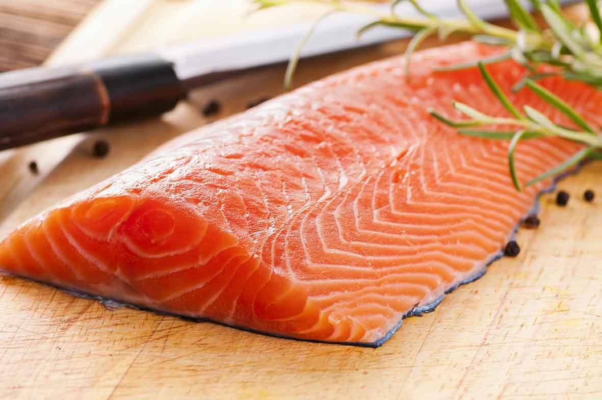 Как выбрать красную рыбу к новогоднему столу