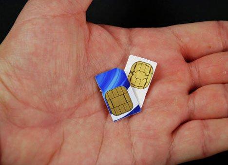 Почему на улице раздают бесплатные сим-карты