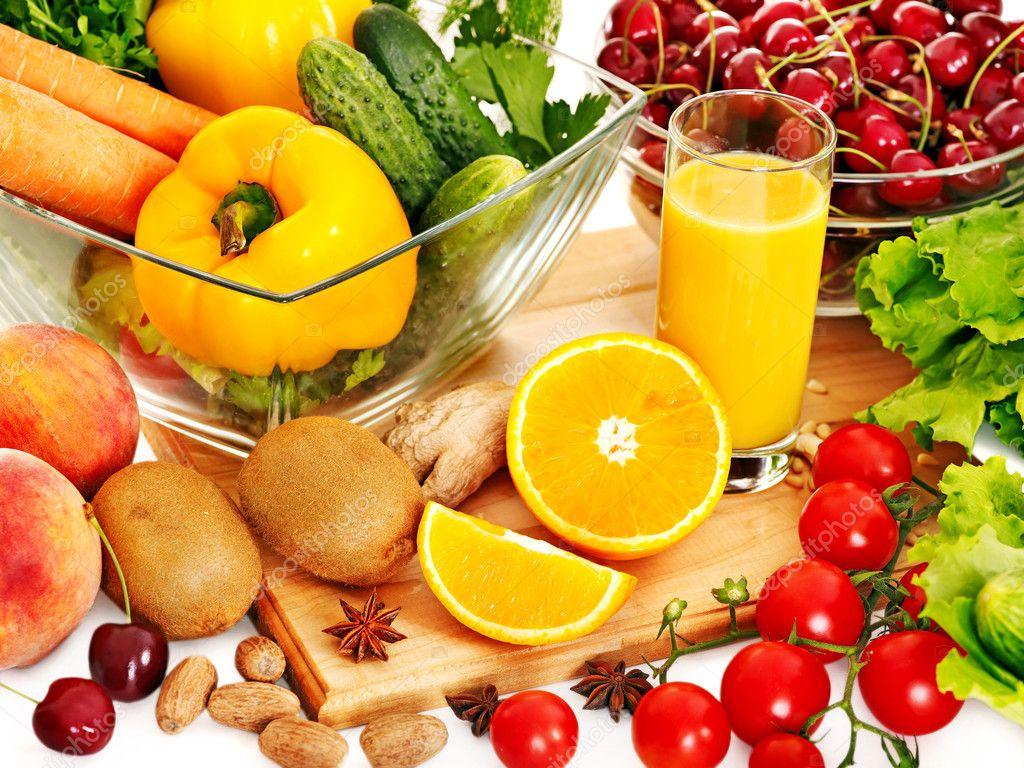 Влияние фруктов и овощей на усвояемость витамина C